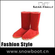 Women's snow boots New style winter boots fashion 2012