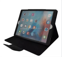 ABS Bluetooth Keyboard Leather Cover For iPad Pro