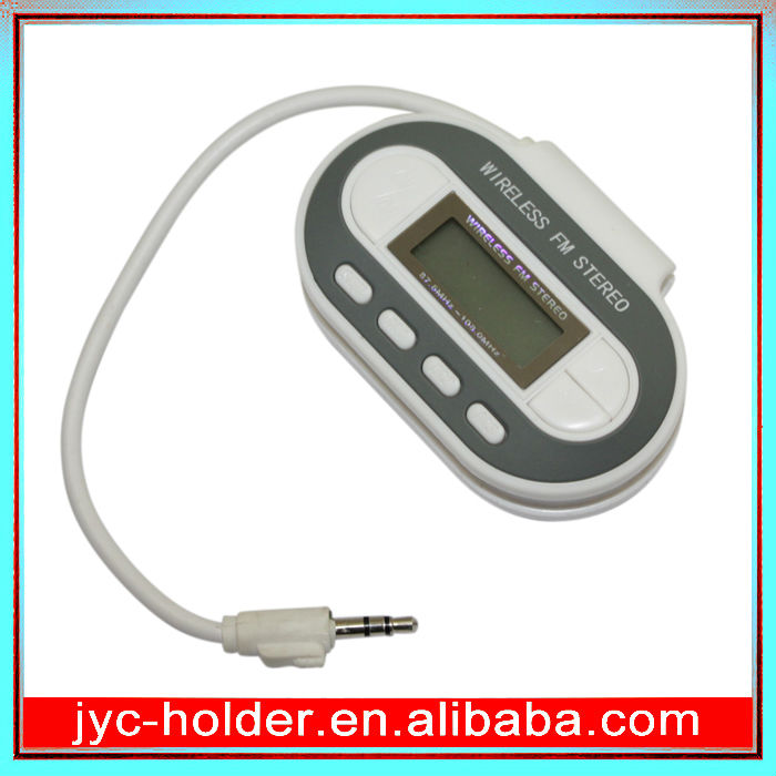 Q33 high-quallity dual frequency fm transmitter