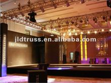 best sell lighting /display truss with wedding/concert stage