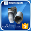 Forged pipe fitting steel pipe sleeve system compensators