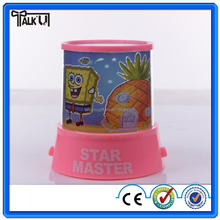 Led projector lamps universe star master night light