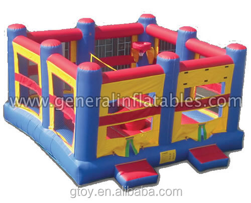 5 in 1 Sports Combo.inflatable sport game