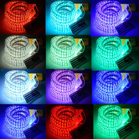 IP65 150ft per roll SMD5050 flexible led strip light rgb