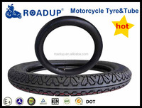 China Motorcycle Tire and Tube factory Hot sell size 2.50-17 2.50-18 2.75-18 3.00-17