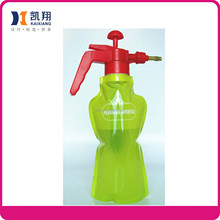 collapsible hand pressure sprayer
