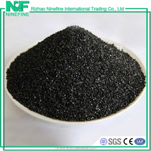 carbon additive/calcined anthracite coal with small size