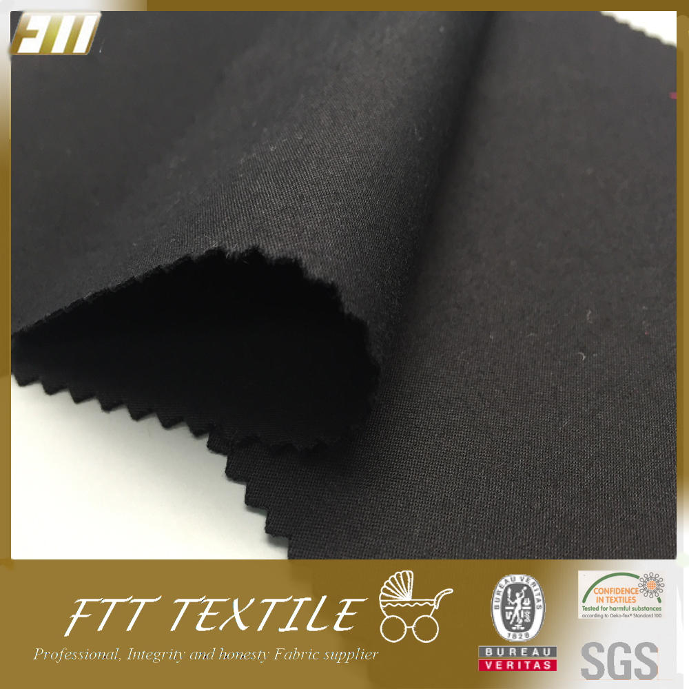 The Textile Cotton 97% Spandex Twill Flame Retardant Waterproof Fabric