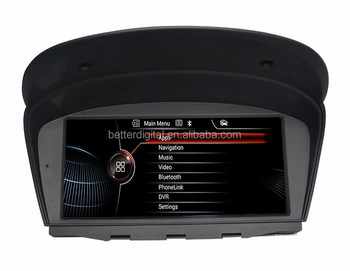For BMW e60 android system