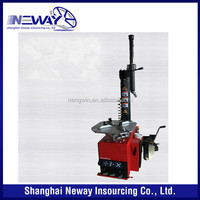 0.75kw motor power tire changer used garage equipment
