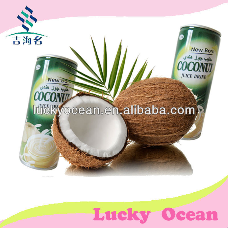 Coconut water without pulp can 240ml