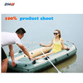 cheap inflatable pvc fishing boat
