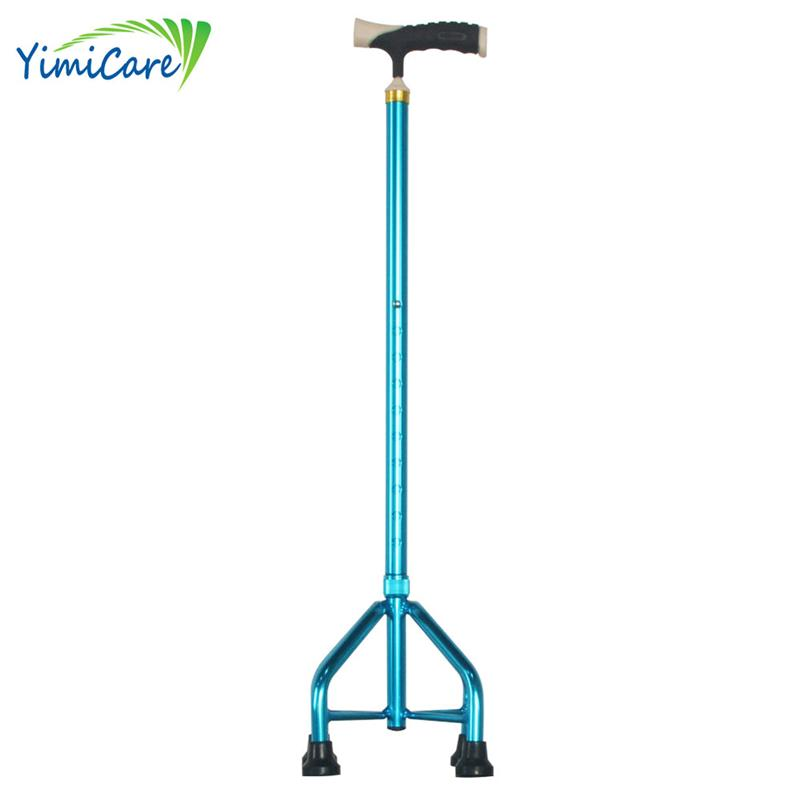 flexiable factory price extendable walking sticks and canes with removeable wrist strap
