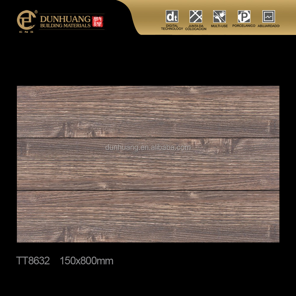 grey <strong>oak</strong> wood look china ceramic floor rustic tile for bathroom
