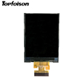 2.4 inch qvga 240x320 tft lcd ili9341 8 bit compatible 8080I/F with 12 O' Clock ILI9341 for Prepare printing