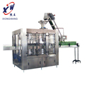 beer equipment glass bottle making and filling machine