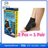 wholesale sport protector nylon elastic ankle support brace foot sleeves