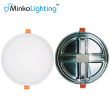 LED Adjustable Downlight 50-100MM 8W Flexible All Size Ceiling Hole LED Recessed Panel Light