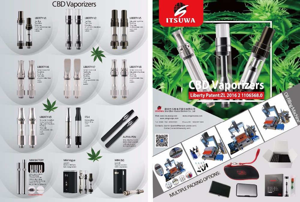 510 Diposable Vapor Starter Kits .5 Ml Vape Cbd Cartridge