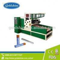 Goldshine Aluminum Foil Slitting rewinding Machine foil packaging