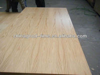 Commercial grade okume/bintangor/others plywood ceiling panels