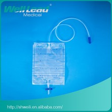 Urine drainage bag 2000ml