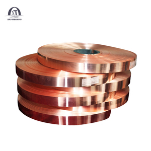 China factory price C1100 1200 T2 pure copper strip for transformer winding
