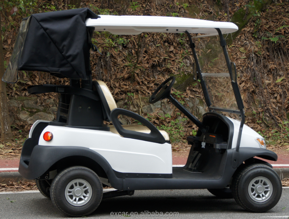 Small golf cart for sale 2 seats electric golf buggy
