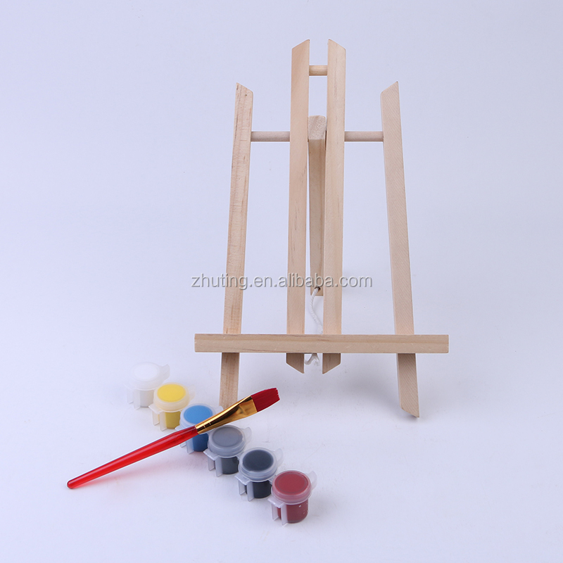 28*18CM wholesale high quality mini painting easel table top easel