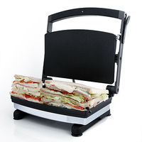 professional manufacturer of sandwich maker with ETL /GS/ CB /SAA /EMC approval XJ-9K112