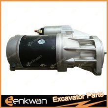 Starting Motor 4TNV94L for Hyundai Excavator R60-7