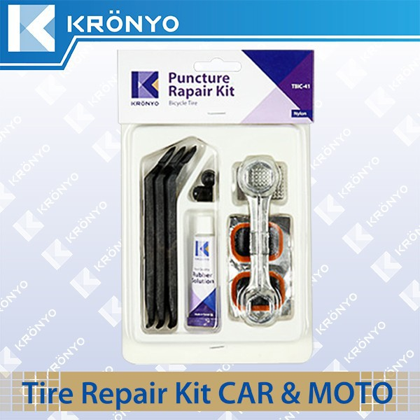 KRONYO tire repair equipment used bike d31 for bicycle v13