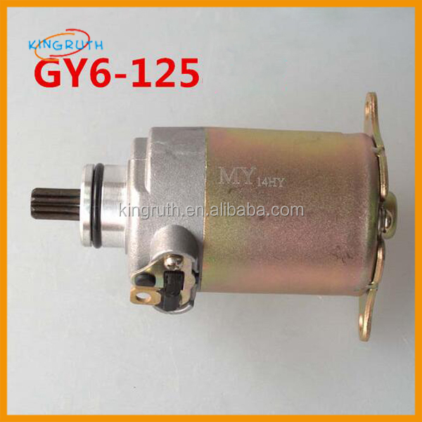 Motorcycle scooter gy6 125 General-purpose high-quality motor soft starter