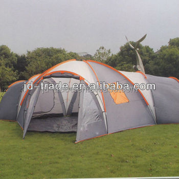 760*720*210cm Top Quality Large Family Camping Tent with Promotions