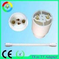 Lighting retrofits 28w t8 To t5 Fluorescent Lamp Adapter