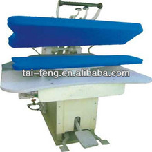 steam manual laundry press ironing machine (CE and ISO)