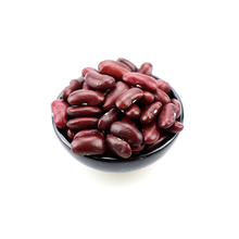 China wholesale Polished Organic Non-GMO Dark Red Kidney Beans canned beans