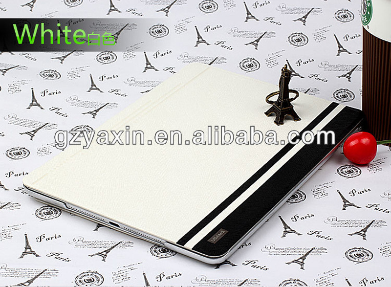 Wholesale one direction leather cover case for ipad air