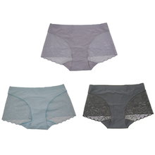 High quality comfortable unisex women lace underwear panties