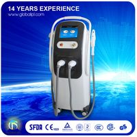 ipl+diode laser hair removal machine 405nm 150mw blue laser diode