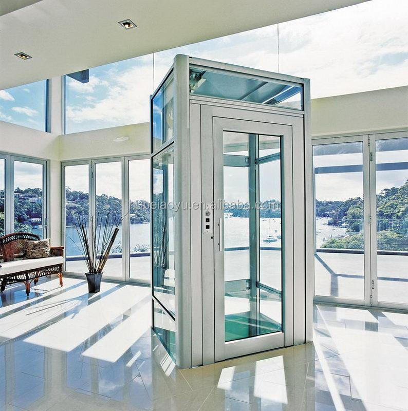 2017 Elegant and practical household personal home lift of low cost