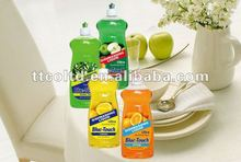 827ml lemon dishwashing liquid detergent (MSDS)