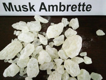 More bigger Crystal Musk Ambrette with light yellow colour appearance