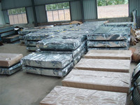 Galvanized Surface Treatment and Cold Rolled Technique corrugated roofing sheets