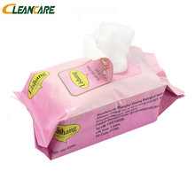 Manufacturer Cleaning Skin Care OEM Disposable Baby Wipes With Water