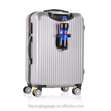 Cheap ABS PC luggage,trolley suitcase and bag factory for 2017