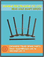 Heavy Truck Rear Axle Shaft