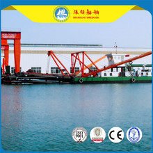 HL700 cutter head suction dredger