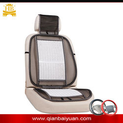 Summer use cooling plastic airflow car seat cushion