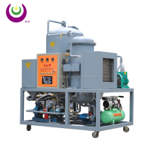 Used oil purification machine/lube oil treatment equipment